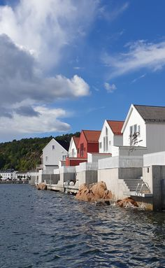 Norway, Mansions, House Styles, Home Decor, Decoration Home, Manor Houses, Room Decor, Villas, Mansion