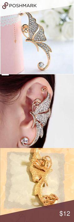 Silver Hoop 63mm Large Luxury Fashion Earring Boho Festival Party Boutique Uk