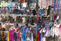 Handicraft Market. Marketplaces are the heartbeat of most cultures and this is certainly true of this region. I visited markets and street vendors in Honduras, Guatemala and El Salvador, strolling the cobbled streets amidst brightly coloured stalls piled high with foods and crafts.