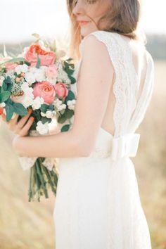 Inspirations florale   Mademoiselle Sweet wedding