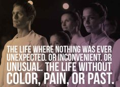 The Giver   23 Incredible Quotes From Your Favorite Books That Hit The Big Screen