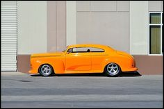 F249 1948 Ford Custom Hardtop Street Rod Magazine Feature Car Photo 2
