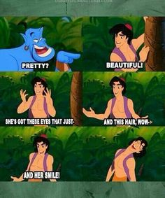 Why aren't there more guys like aladdin?!