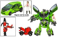 Transformers  Human Alliance  Autobot Skids with Mikaela * To view further for this item, visit the image link.