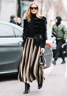 Olivia Palermo loves Zara as much as you do. Shop the seven essential pieces needed to have your very own OP-inspired Zara wardrobe. Olivia Palermo Style 2017, Olivia Palermo Stil, Fashion Week Paris, Street Fashion, Autumn Street Style, Street Style Looks, Zara, Outfit Elegantes, Mode Inspiration