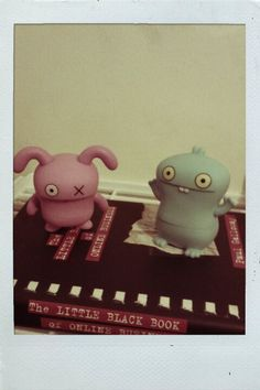Uglydolls: Ox & Babo (action figures)