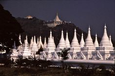 Mandalay in Birma