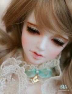 DOLL BOM DOLL SIA WHITE [60cm ball jointed doll] | 総合ドール専門通販サイト - DOLKSTATION(ドルクステーション)