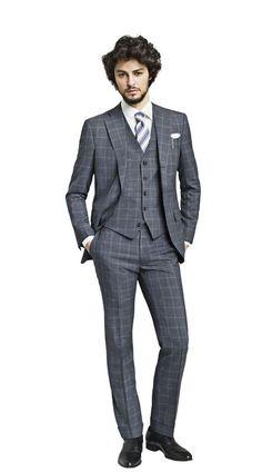 mensfashionworld:  Suit Select S/S 2012