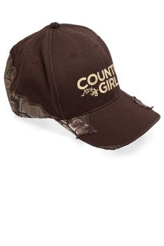 Our frayed camo hat features the frayed 8bd404ac4