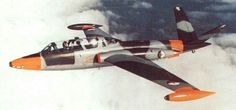 c. 1983 / Sud-Aviation CM-170 Fouga-Magister, Algerian Air Force (1969-1988)