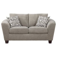 Shop for Urbana Bone Contemporary Loveseat. Get free shipping at Overstock.com - Your Online Furniture Outlet Store! Get 5% in rewards with Club O!