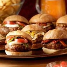 Johnsonville Italian Sausage Sliders Allrecipes.com