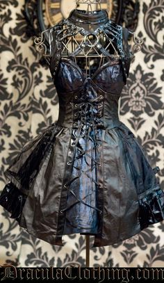 #Goth $116 from www.draculaclothing.com
