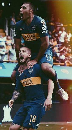 Boca Juniors!