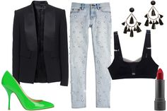 Going out tonight? Try these outfits.