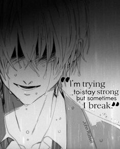 Edgy Quotes, She Quotes, Hurt Quotes, Mood Quotes, Inspirational Quotes, Naruto Quotes, Sad Anime Quotes, Manga Quotes, Drawing Quotes