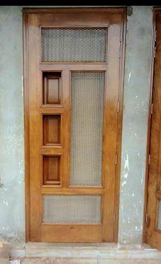 New Door Design, Front Door Design Wood, Room Door Design, Wooden Door Design, Single Door Design, Door Design Interior, House Design, Wood Design, Modern Entry Door
