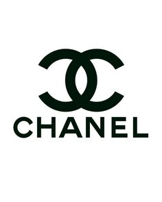 CHANEL LOGO 8x10 Print Fashion Wall Art Poster by CrownandHearts, $16.00