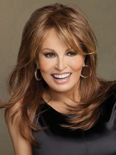 Spotlight by Raquel Welch Color RL31/29 - Fiery Copper (Copper with Gold highlights)