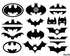 Batman svgbatman silhouette svgbatman mask svgbatman