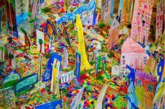 Leur Paris  - Au pays des musées - Carnavalet Musee Carnavalet, Paris, Fun, Kids, Painting, Young Children, Montmartre Paris, Boys, Painting Art