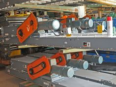 Photos of Used Power #Conveyor - Belt on Roller - by SJF.com