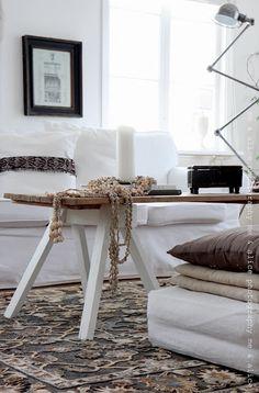 Repurpose pallet for end tables n bedroom