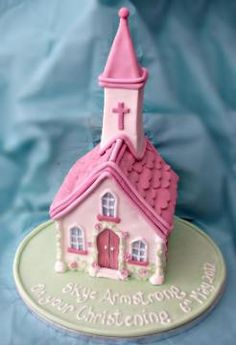 christening cakes - Google Search