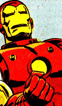 Iron Man, Art: George Tuska and Mike Esposito