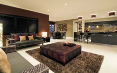 Ideas Interior Decorating, Interior Design, Build Your Dream Home, Investment Property, Home Builders, Living Room Designs, Home And Garden, Layout, Dining