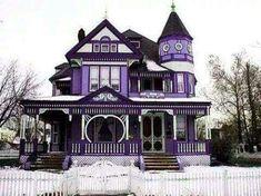 Purple Victorian