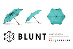 Gift idea: For under 50 dollars you can give the gift of a fashionable umbrella that can handle extreme snow or rain, and will easily outlast and out perform any other umbrella you've ever owed. It's been designed to improve upon all the bad design elements of traditional umbrellas. I have two and can vouch for their quality. | The BLUNT™ XS METRO is $49 and available in 11 different colorways. Click for full design specs and to purchase. #holidaygifts #raingear #spon #outdoors