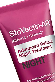 "@Total Beauty ""8 Products to Buy in January"" features StriVectin-AR Advanced Retinol Night Treatment"