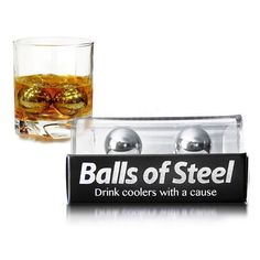 Whiskey Drink Chillers
