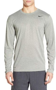 8e7ec786 Nike Legend 2.0 Long Sleeve Dri-FIT Training T-Shirt (Regular Retail Price:  $30) | Nordstrom