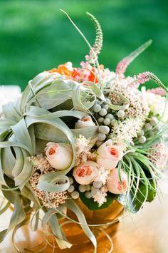 Pretty bouquet of flowers.