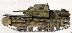 """Corpo di Truppe Volontarie """" et dans lequel toutes les troupes italiennes présentes en Espagne ont été regroupées. Le 22 décembre , la première compagnie de chars légers délivrait tous leurs CV 33/35"""
