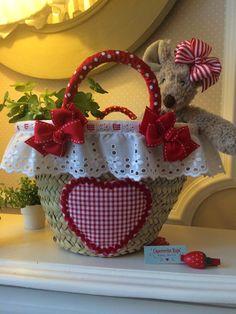 Caperucita Roja: La mini-cesta de Caperucita.