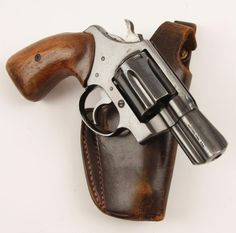 Colt Detective Spec Cal I love these original type detective Much respect to them. 357 Magnum, Rifles, Airsoft, Hand Cannon, Guns Dont Kill People, Revolver Pistol, Lever Action, Fire Powers, Leather Holster
