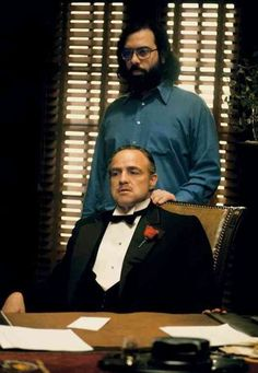 The Godfather - behind the scenes (17)