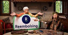 Cristóbal Colón era un visionario, más aún si hablamos de viajes... No sólo descubrió América, sino que también se imaginó Reembolsing!