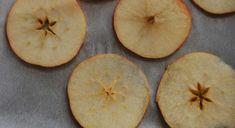 Homemade Baked Cinnamon Apple Chips | Paleo Grubs