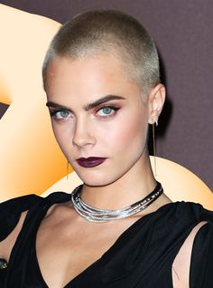 """Cara Delevingne Vents That Friends Don't """"Understand"""" Her Sexuality http://r29.co/2tpdpIP"""