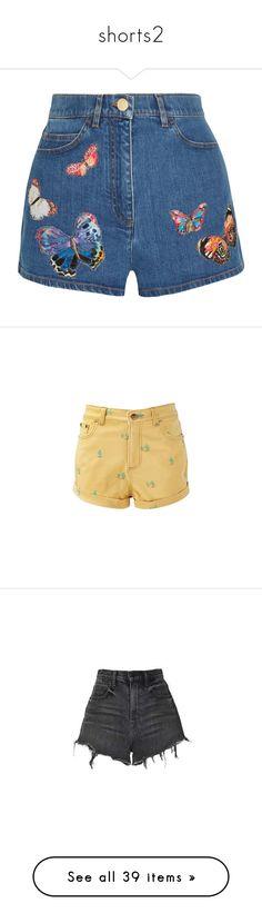 """shorts2"" by sinyukovayulya ❤ liked on Polyvore featuring shorts, bottoms, short, valentino, high waisted shorts, slim fit shorts, high-waisted shorts, short shorts, highwaist shorts and pants"