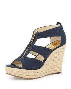 79b9f3174b Harbordale Wedge | Shoes! | Zapatos de cuña, Zapatos, Calzado mujer
