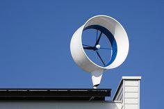 Let's use more #windmills on #rooftops via @dakwaarde