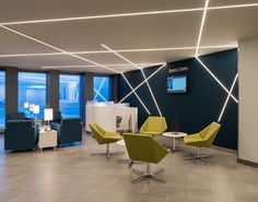 Modern Office LED Lighting Idea | TruLine .5A - by Pure Lighting