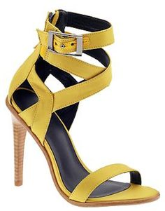 #yellow strappy sandals http://rstyle.me/n/izpmvr9te