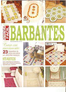 Josi Artesanatos: Revista Aprenda Fácil Barbantes Nº 10 (Editora On Line)